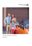 Usi sectionale pentru garaj GUNTHER-TORE - C370 Speed, Marantec Comfort 370