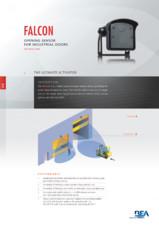 Senzor de miscare pentru deschiderea usilor automate industriale BEA
