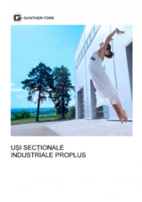 Usi sectionale GUNTHER-TORE