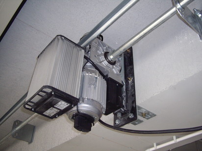 Motor cu inverter ProPlus Componente usi sectionale