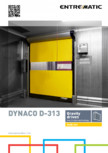 Usi rapide de interior DYNACO - D-313