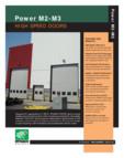 Usi rapide de exterior  DYNACO - M3 POWER, M2 POWER