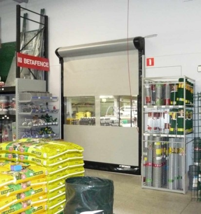 DYNACO-D-313-high-speed-roll-up-door-retail-9 D-313 Usi rapide din PVC