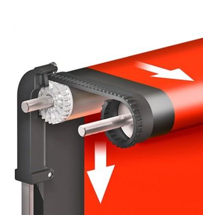 Usa rapida de interior D-501 COMPACT  D-501 COMPACT Usi rapide de interior