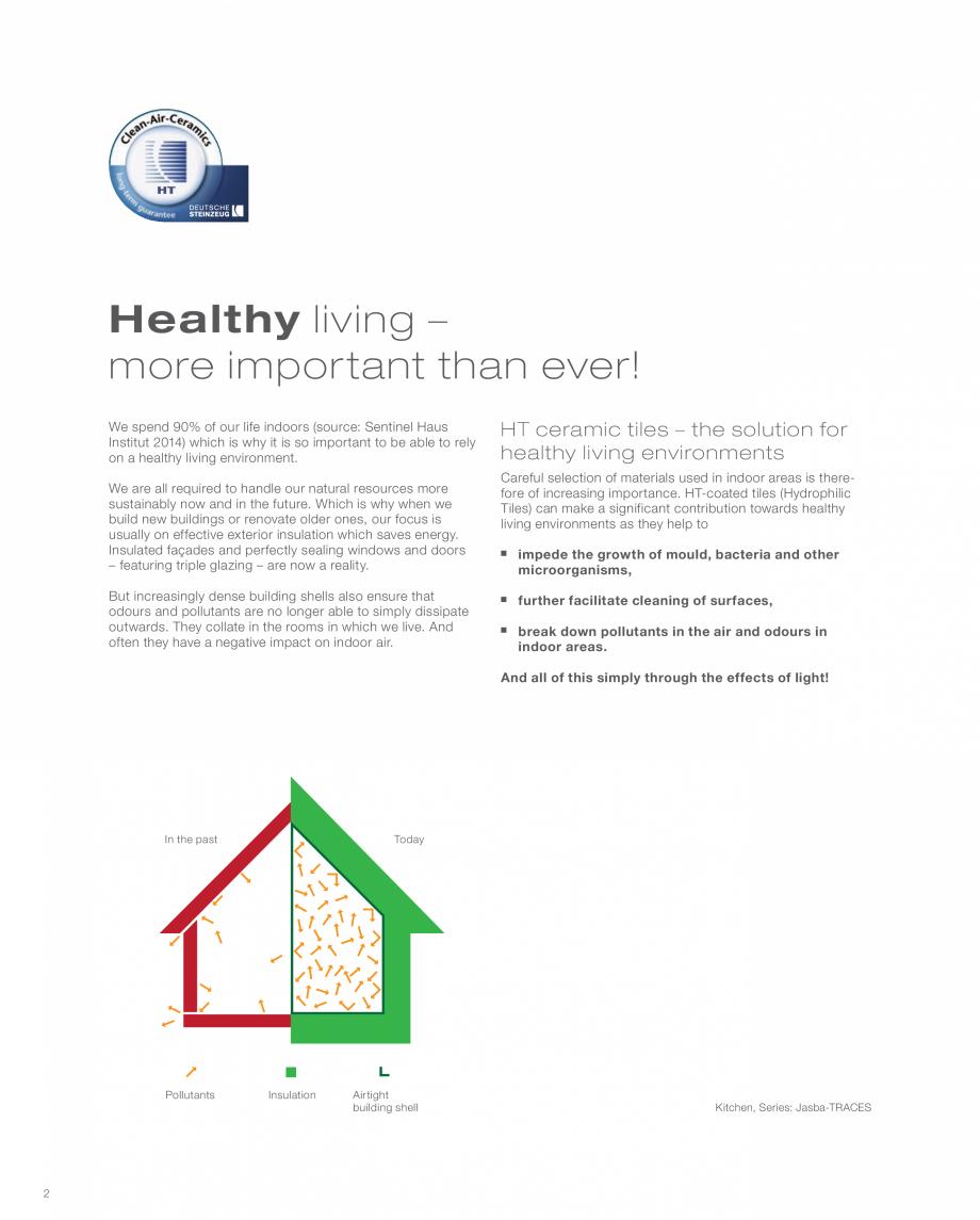 Pagina 2 - Inovatia HT pentru un mediu sanatos  AGROB BUCHTAL AGROB BUCHTAL Catalog, brosura Engleza...