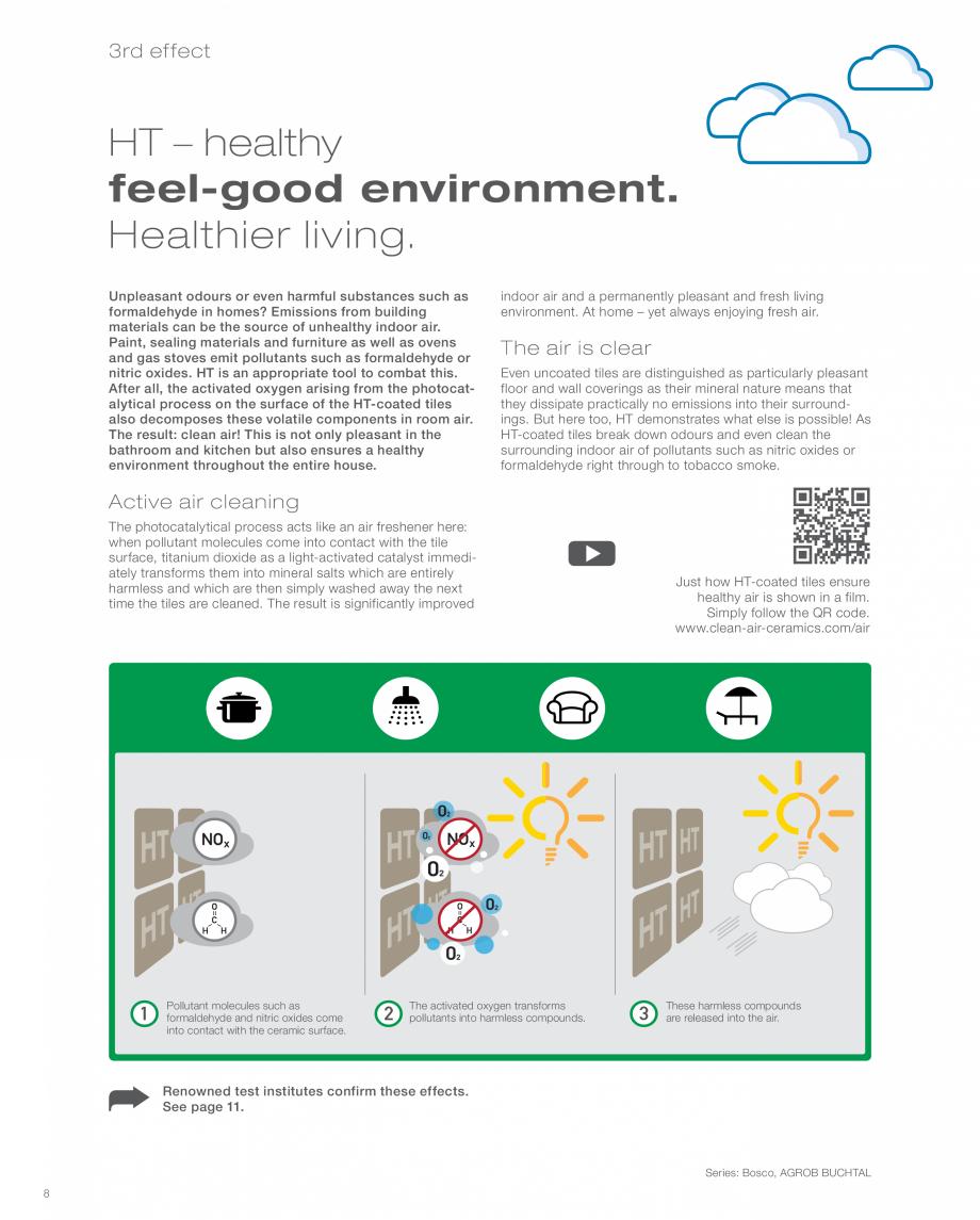 Pagina 8 - Inovatia HT pentru un mediu sanatos  AGROB BUCHTAL AGROB BUCHTAL Catalog, brosura Engleza...