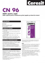 CN 96-AditivSapa CERESIT