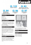 Banda de etansare pentru rosturi, colturi sau strapunderi ale zidului cu teava CERESIT - CL 152
