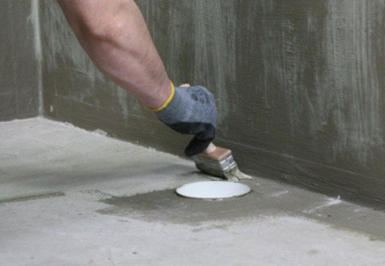 Hidroizolatie flexibila sub placari pentru exterior CERESIT