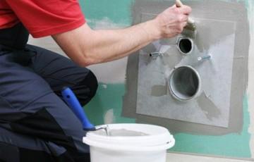 Hidroizolatii sub placari pentru interior CERESIT garanteaza rezultate durabile in toate domeniile de aplicare: impermeabilizarea balcoanelor si a teraselor, renovarea cladirilor vechi, etansarea statiilor de tratare a apei, a piscinelor, hidroizolarea bailor, bucatariilor.