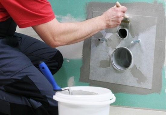 Hidroizolatie flexibila sub placari pentru interior CERESIT
