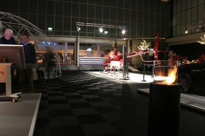 Seminee pe bioetanol pentru exterior si interior / Totem Commerce, Masters of LXRY, Amsterdam 2013_8