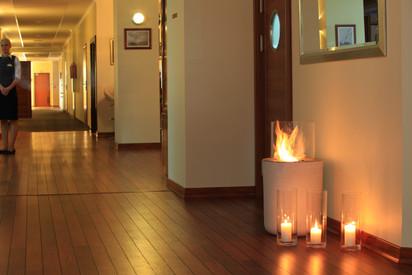 Seminee pe bioetanol pentru exterior si interior / Jar Commerce, Filmar Hotel, Torun, Poland 3