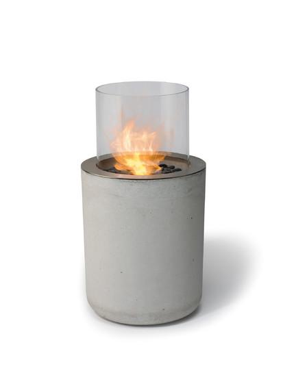 Seminee pe bioetanol pentru exterior si interior / Jar Commerce on white
