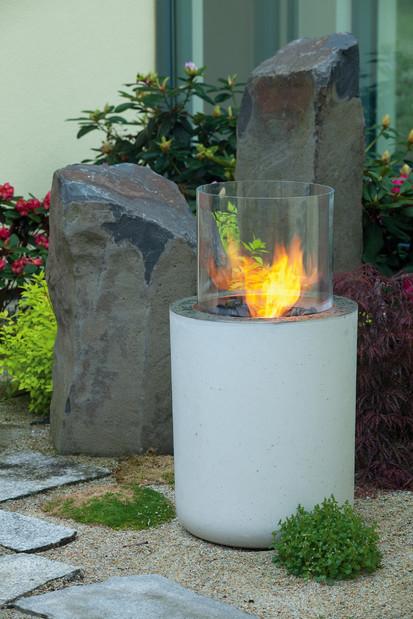 Seminee pe bioetanol pentru exterior si interior / Jar Commerce outdoor 2