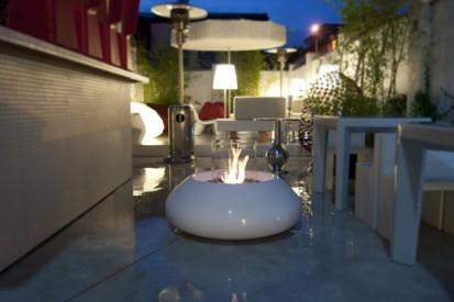 Seminee pe bioetanol pentru exterior si interior / Bubble Commerce, Planika, Sint JI Bar, Szczecinek, Poland 2