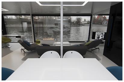 Semineu pe bioetanol cu insertii automate / FLA_Planika_Floatinghouses_Bydgoszcz_Poland_7