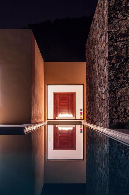 Semineu pe bioetanol cu insertii automate / FLA3_Girona, Spain_private residence, fot. - Michal Kugacz_ 6