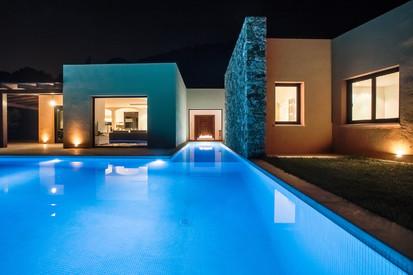 Semineu pe bioetanol cu insertii automate / FLA3_Girona, Spain_private residence, fot. - Michal Kugacz_ 8