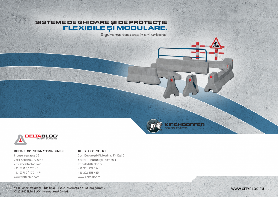 Pagina 20 - Bariere de securitate SOMACO CITYBLOC®, CITYBLOC® TMB 240 Catalog, brosura...