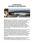 Avantajele sistemului DELTABLOC® SOMACO - DB 80 & DB 100 , DB 120, DB NBF