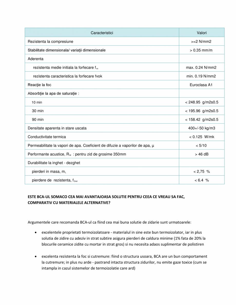 Pagina 2 - Ghid de cumparare a blocurile BCA SOMACO Catalog, brosura Romana fiind mai departe...