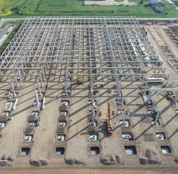 Prefabricate din beton pentru structuri la cheie SOMACO