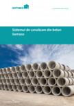 Sistemul de canalizare din beton Somaco 2021 SOMACO