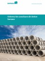 Elemente prefabricate din beton pentru infrastructura electrica Somaco 2021