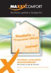 Ventilatie cu recuperarea caldurii / Sisteme de ventilare descentralizate / MAXXXCOMFORT