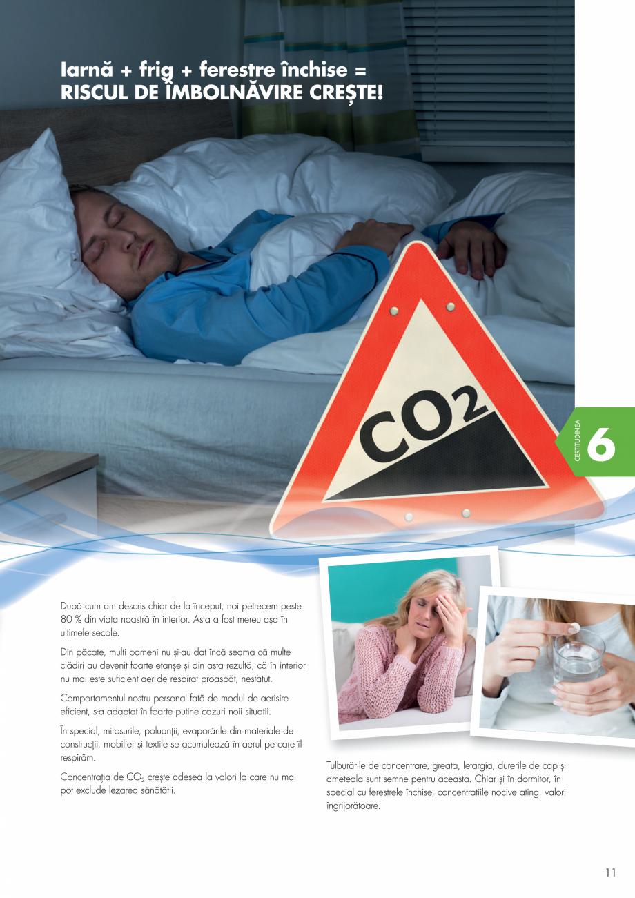 Pagina 11 - Ventilatie cu recuperarea caldurii MAXXXCOMFORT Air Solitaire, BiVent, Air...