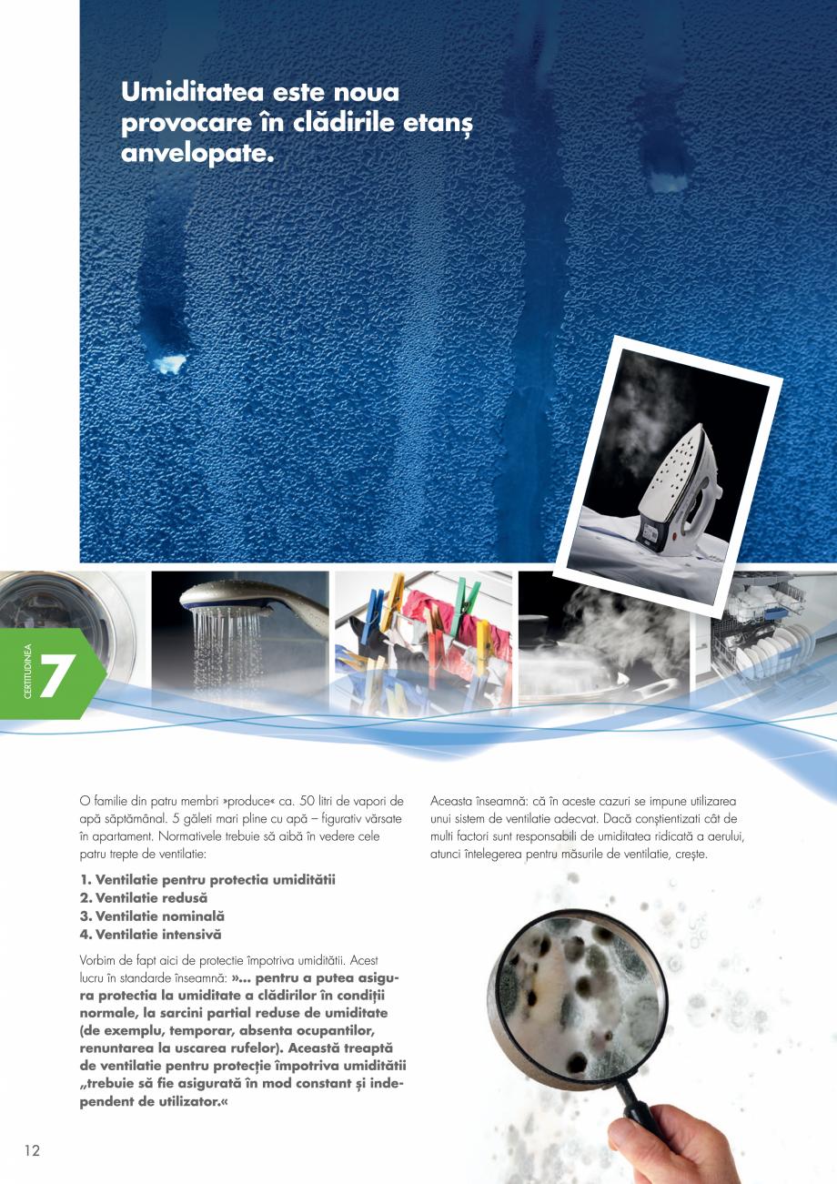 Pagina 12 - Ventilatie cu recuperarea caldurii MAXXXCOMFORT Air Solitaire, BiVent, Air...