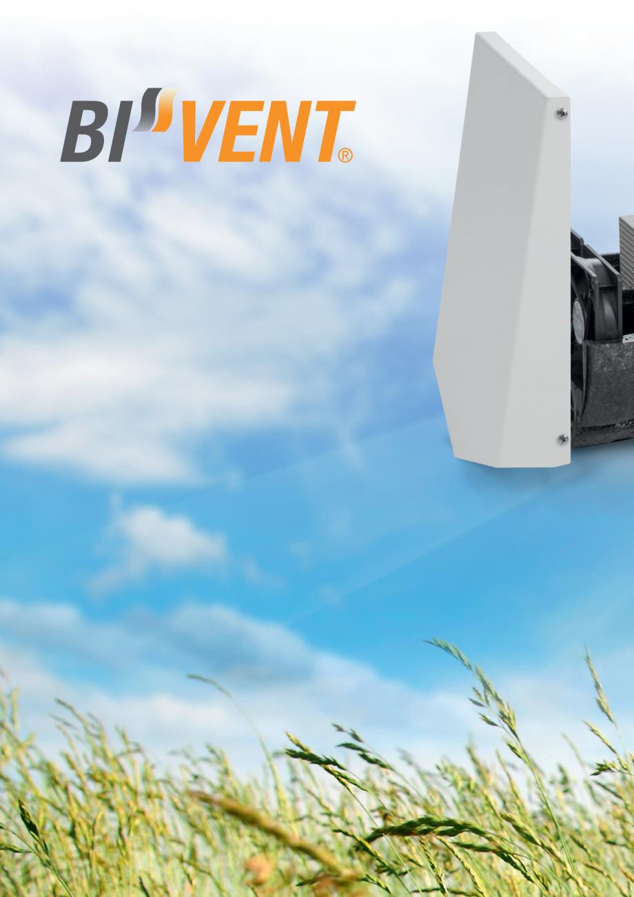 Pagina 34 - Ventilatie cu recuperarea caldurii MAXXXCOMFORT Air Solitaire, BiVent, Air...