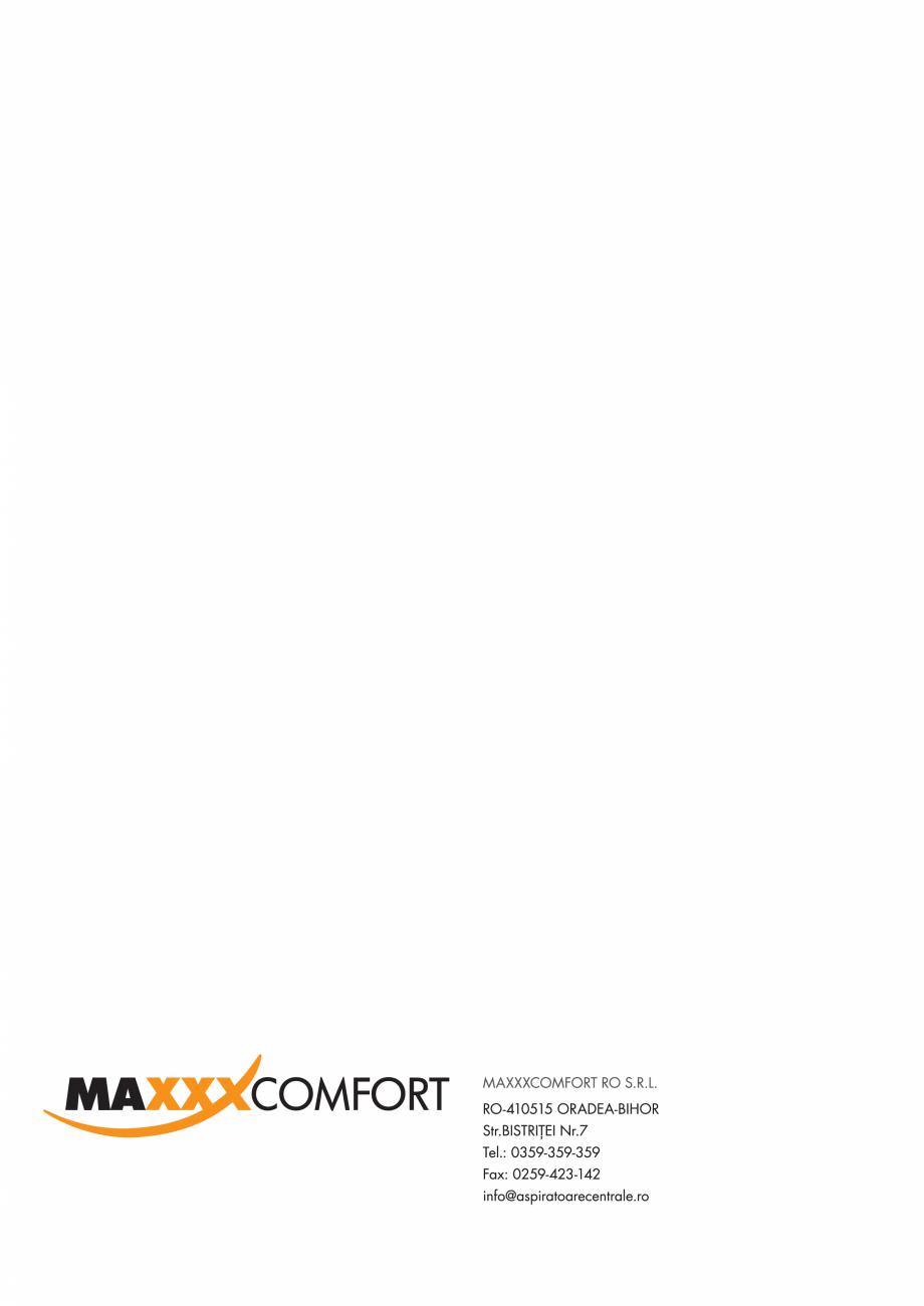 Pagina 44 - Ventilatie cu recuperarea caldurii MAXXXCOMFORT Air Solitaire, BiVent, Air...