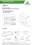 Cosuri pentru corpuri de colt  ACCESORIA GROUP - Art 371 Nuvola