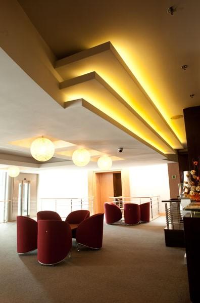 Sistem de iluminare - Hotel Howard Johnson Sistem de iluminare Hotel Howard Johnson