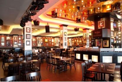 Sistem de iluminare Hard Rock Kafe Sistem de iluminare Hard Rock Kafe