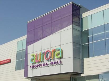Sistem de iluminare Mall Aurora Sistem de iluminare Mall Aurora