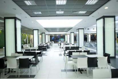 Sistem de iluminare Iris Mall Sistem de iluminare Iris Mall