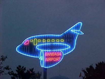 Sistem de iluminare Aeroportul Baneasa Sistem de iluminare Aeroportul Baneasa