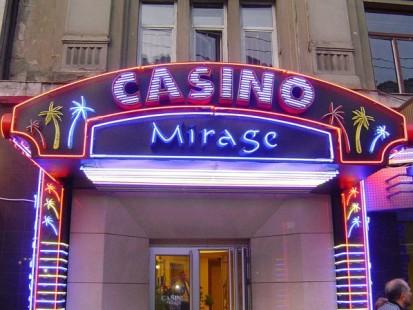 Sistem de iluminare Casino Mirage Sistem de iluminare Casino Mirage