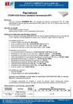 Panou termoizolant sandwich din spuma rigida (PIR) si gips-carton Stiferite - RP1