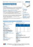 Panou antibacterian Stiferite - Isocanale AAL