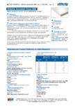 Panou antibacterian Stiferite - Isocanale A6B