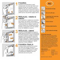 Perna de montaj ISO Chemie