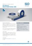 Banda precomprimata speciala pentru etansarea rosturilor  ISO Chemie - ISO-BLOCO MULTI-FUNCTIONAL TAPE