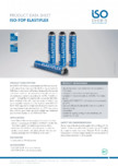 Spuma PUR ISO Chemie - ISO-TOP ELASTIFLEX