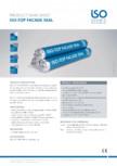 Pasta pentru etansarea rosturilor ISO Chemie - ISO-TOP FACADE SEAL