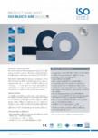 Banda de etansare impregnata cu spuma flexibila poliuretanica (PUR) cu dispersie polimerica rezistenta la foc ISO