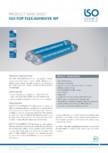 Adeziv monocomponent pentru lipirea sistemului ISO-TOP WINFRAME ISO Chemie - ISO-TOP FLEX-ADHESIVE WF